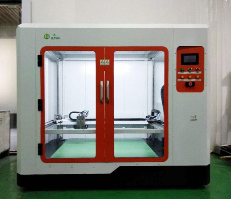 工业级大型3D打印机 一迈智能 YM-NT-750