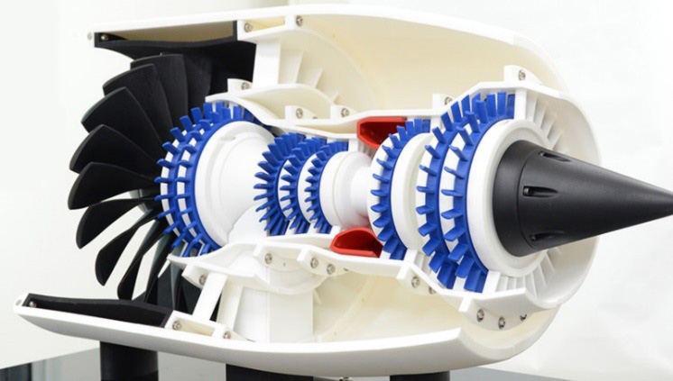 3D打印在航天航空的应用-一迈智能